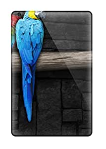 5023479K59763586 New Snap-on Skin Case Cover Compatible With Ipad Mini 3- Pair Of Parrots
