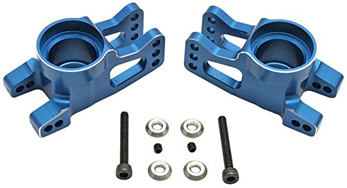 Team Associated 89381 Machined Aluminum Rear Hubs RC8