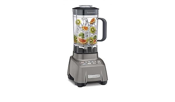 Cuisinart CBT-1500 Batidora de vaso 1.7L Metálico - Licuadora (1,7 ...