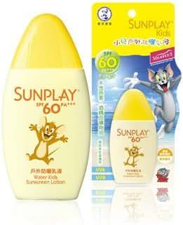 SUNPLAY Water Kids Sunscreen Lotion SPF60+ PA+++ 35g