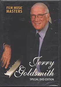 Film Music Masters: Jerry Goldsmith, Special Limited-Edition DVD