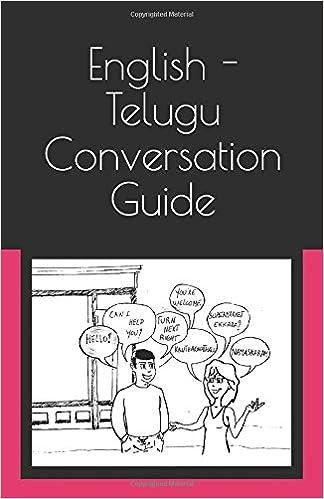English - Telugu Conversation Guide (Conversation Guides