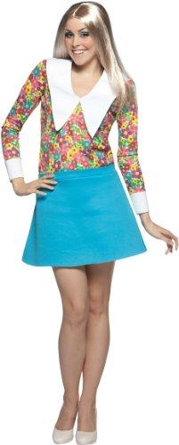 Brady Bunch Marcia Adult Costume - Standard]()