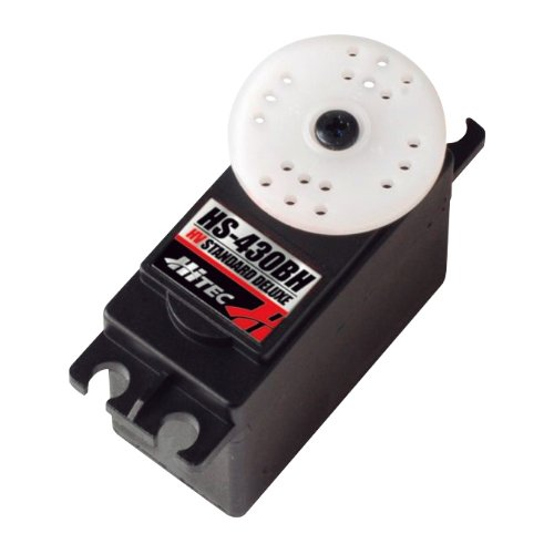 Hitec RCD 31430S HS-430BH Deluxe High Voltage Ball Bearing Servo ()