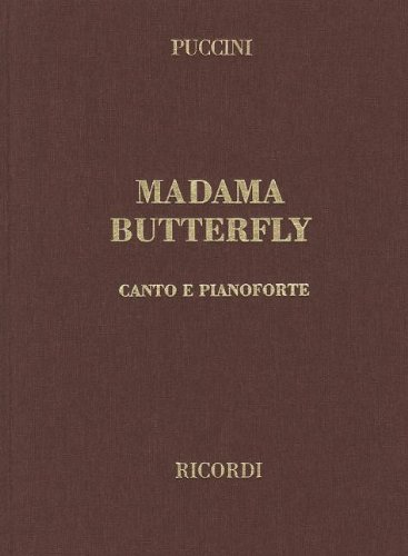 Madama Butterfly: - Puccini - Cloth -