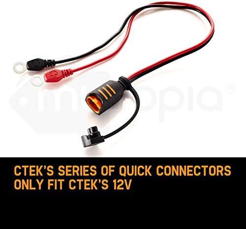 6,3 mm CTEK 56-259 M6 connettore diretto occhiello