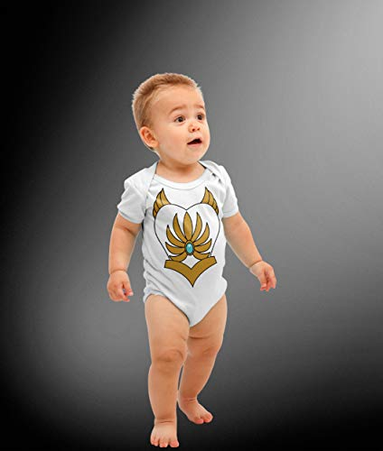 Baby Princes Power Costume Bodysuit ()