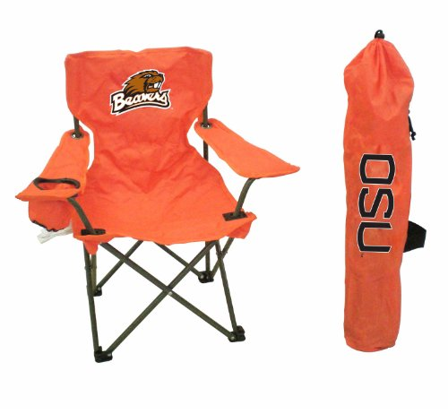 Rivalry Sports Team Logo Design Outdoor Travel Tailgating Oregon State Junior Tailgate (Junior Tailgate Chair)