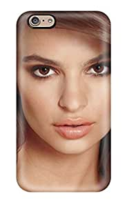 First-class Case Cover For Iphone 6 Dual Protection Cover Emily Ratajkowski