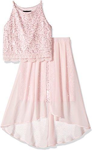 Kids 2 Piece Dress - 9