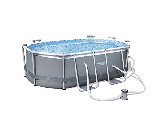 Swimming Pool Above Ground Oval - Bestway 9'10