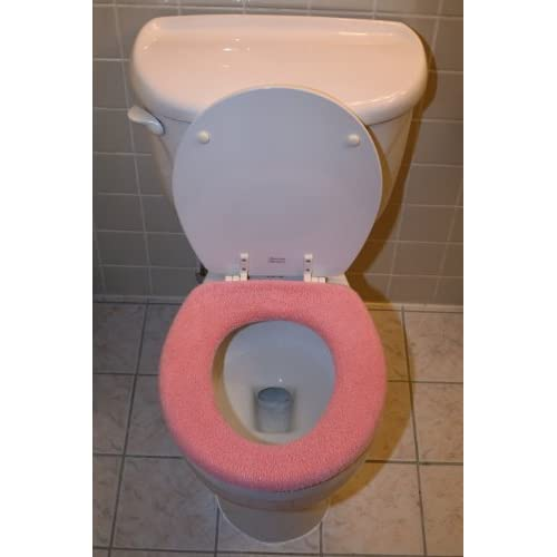 Warm And Fuzzy Toilet Seat Covers Pink 70 Off
