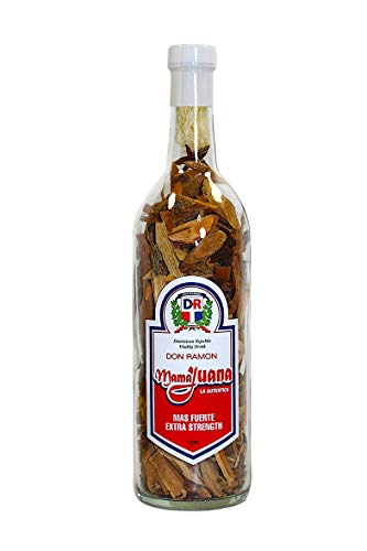 (Don Ramon Brand Pineapple Mamajuana 1000ML Bottle.)