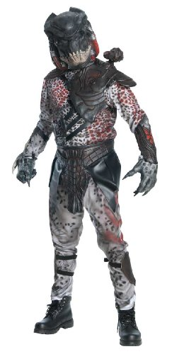 Rubie's Costume Alien Versus Predator Deluxe, Multicolored, One Size (Alien Costumes)