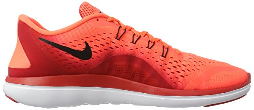 RN Free university Running Sportive Uomo Red Hyper Indoor Orange Sense Multicolore Shoe Black NIKE Scarpe Men's white 5gxHw6xE