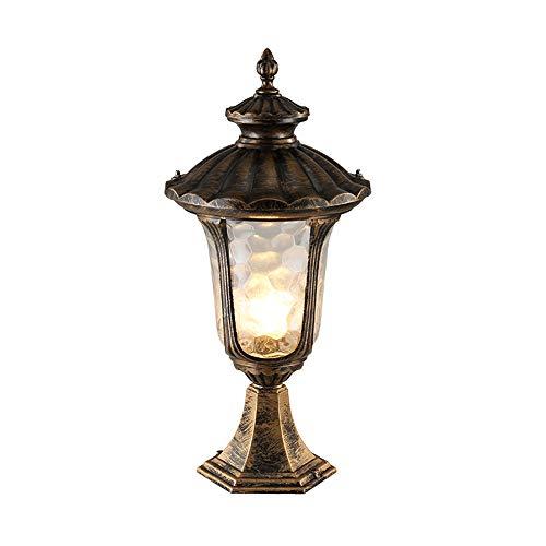Low Voltage Garden Pedestal Lights in US - 4
