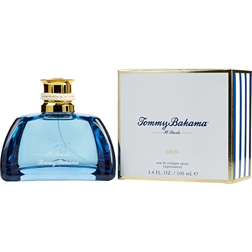 Toṁmŷ Baĥamă Set Sail St Barts by Toṁmŷ Baĥamă Edc Spray For Men 3.4 FL.OZ./100 ml ()