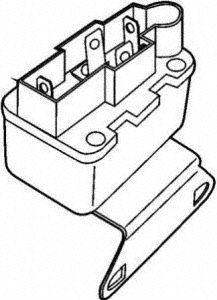 Frigette A/C Parts 244-145 High Blower Relay