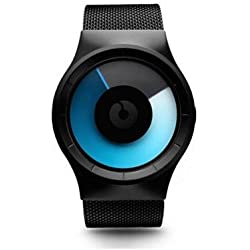 ZIIIRO Watch - Celeste - Black Mono