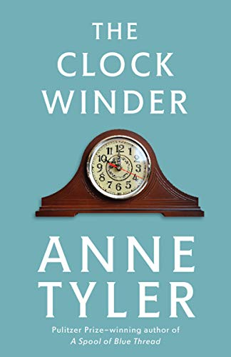 The Clock Winder (1st Ballantine Books trade ed)