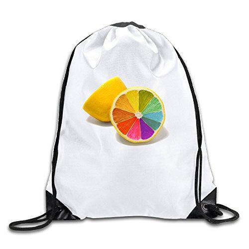SSEE Custom Lemon Funny Adult Backpack -
