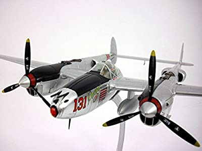 Lockheed P-38 Lightning 1/48 Scale Diecast Model Airplane