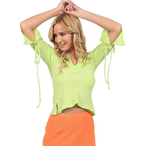 Ingear Elegant and Classy Blouse Collection Women Green