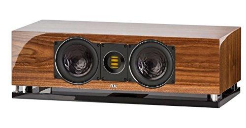 ELAC CC400 Center Channel Home Speaker (Walnut) [並行輸入品] B07BJ13NGG