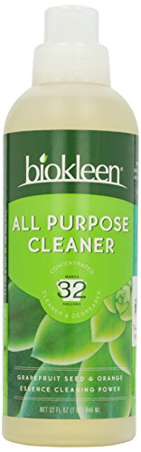 Biokleen Super Concentrated All Purpose Cleaner, 32 Ounces
