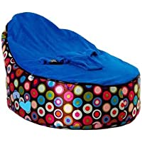 Babybooper Baby BeanBag,s, Blue Top Yummy Drop, 4 Count