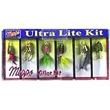 Maurice Sporting Goods KUL Spinner Kit, Ultra Lite, 6-Pk.