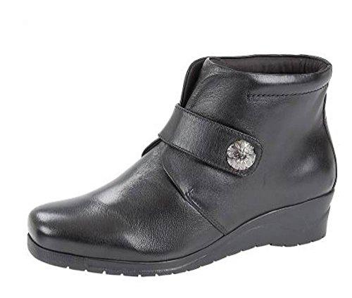 Boots De Uk Mujeres Eu Negro Las Mod 41 Cuña Comfys 8 wXqx5Xa4