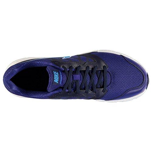 NIKE DOWNSHIFTER Chaussures de Course à Pied pour Homme Royal/Bleu Sport Fitness Formateurs Sneakers