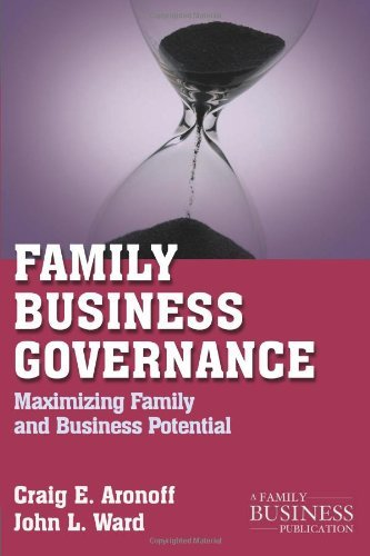 Download By John L. Ward Family Business Governance: Maximizing Family and Business Potential (Family Business Leadership) (Reprint) PDF
