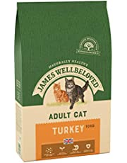 James Wellbeloved Turkey and Rice Dry Adult Cat food