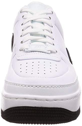 Blanc black Jester Af1 Nike Basses Sneakers 001 Femme white Xx W qO00Wz4g