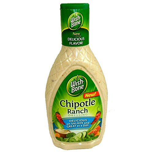 Wish-Bone Chipotle Ranch Salad Dressing 16 oz by Wish-Bone