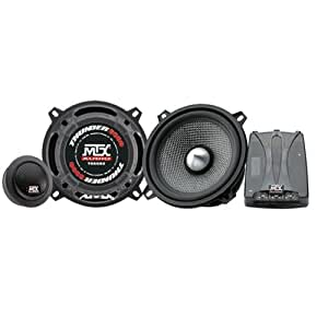 MTX T6S502  Road Thunder 6000 - Sistema de altavoces para coche (2 vías, 340 W, 13 cm)