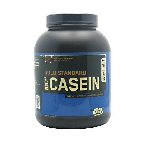 Optimum Nutrition Gold Standard 100% Casein Protein Choc 4lb