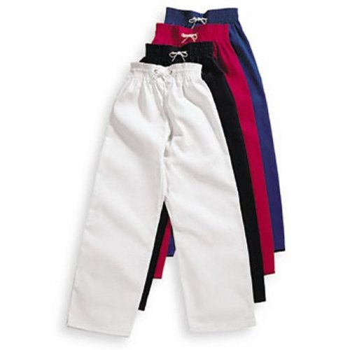 Century Middleweight Contact Pants Red Size 2