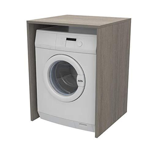 Ve.ca. Funda de madera para lavadora/secadora, varios colores ...