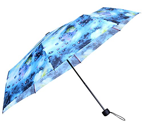 Generic Automatic Foldable Umbrella Size 62inch Color Blue by Generic