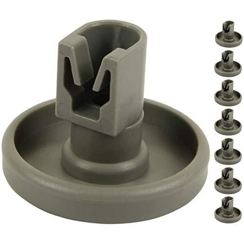 EVANST New Dishwasher Spare Part Dishwasher Basket Content 8 Pieces Suitable for Aeg Favorit Privileg Zanussi