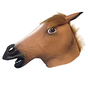 Horse Head Mask Super Creepy (Best Seller)