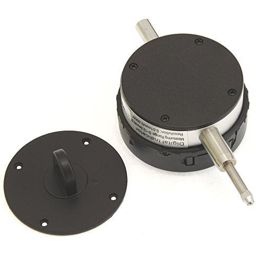 Electronic Indicator Tool : Anytime tools digital electronic indicator dial gauge