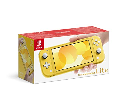 Nintendo Switch Lite – Consola Amarillo