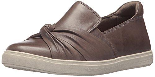 Slipon Bow Willa Grey Hill Cobb Leather Sneaker Women's nqFPxAI