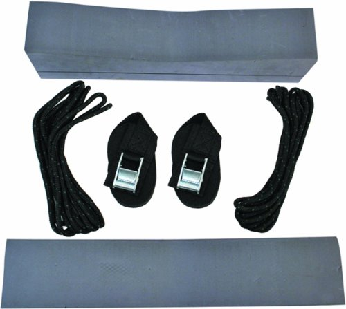 Attwood 11438-7 Kayak Car-Top Carrier Kit - Kayak Rack Pads