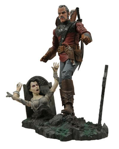 Diamond Select Toys Universal Monsters Select: Van Helsing Action Figure by Diamond Select