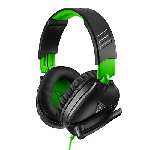41HUFWqIkTL - Turtle Beach Recon 70 Gaming Headset for Xbox One, PlayStation 4 Pro, PlayStation 4, Nintendo Switch, PC, and Mobile - Xbox One
